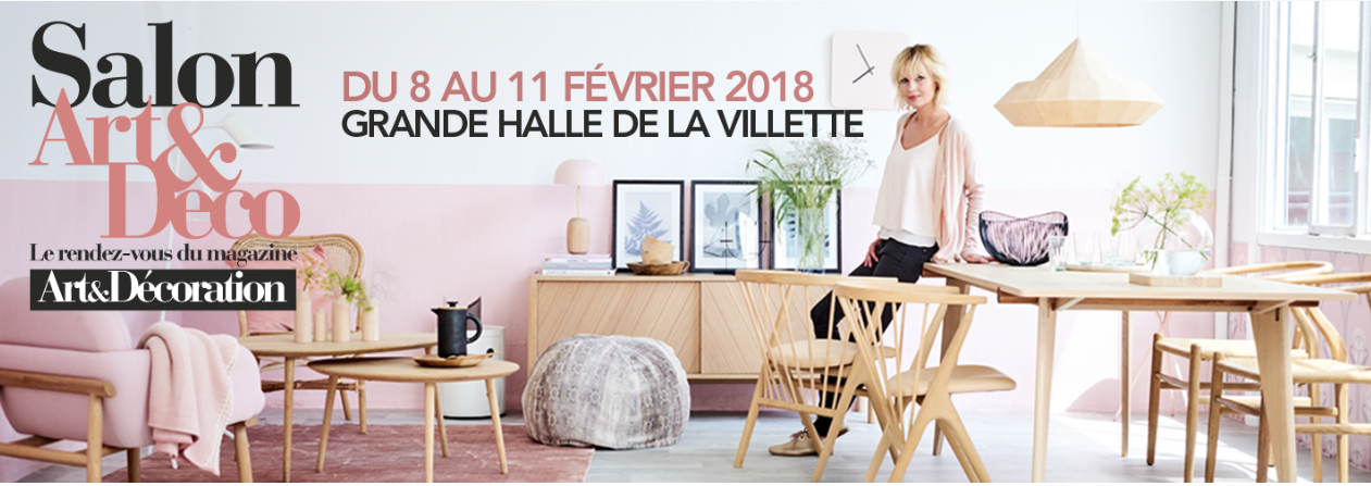 Salon Art & Décoration 2018